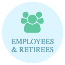 employee and retiree portal access