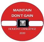 Join the Maintain, Don't Gain Holiday Challenge
